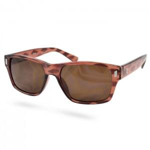 Wayfarer solbriller brune