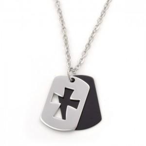 Kors halskæde til mænd