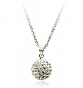 Sølv halskæde til kvinder shah