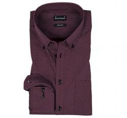 Bruun og stengade skjorter
