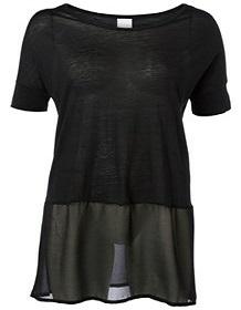 Vero Moda t-shirt kort sort