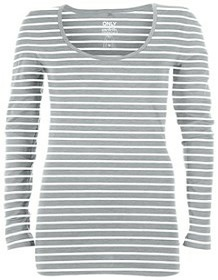 Vero Moda t-shirt stribet