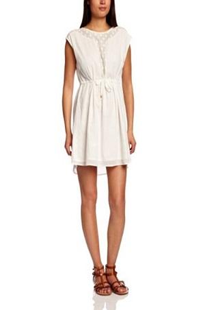 Vero Moda kjole hvid