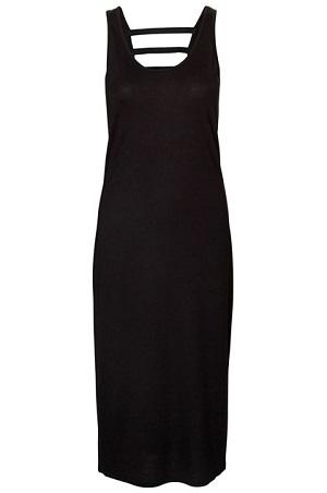 Vero Moda kjole sort