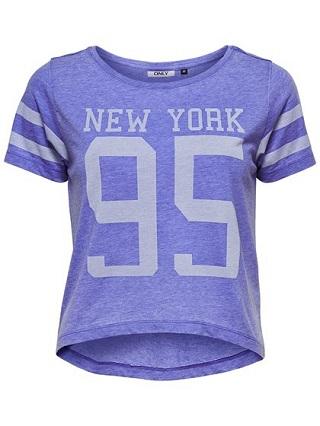 257652a44b8 Only T-shirt - Flotte og smarte t-shirts - Dobbeltmode