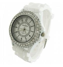 billige ure til kvinder hvid
