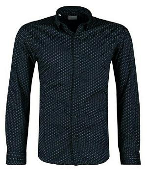 selected skjorte lyseblå