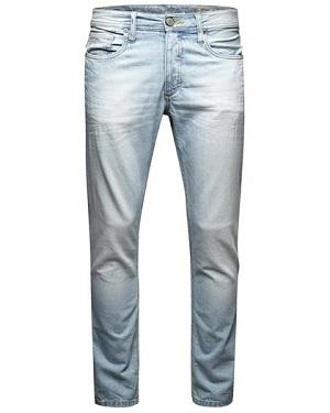 fede bukser til mænd lyse