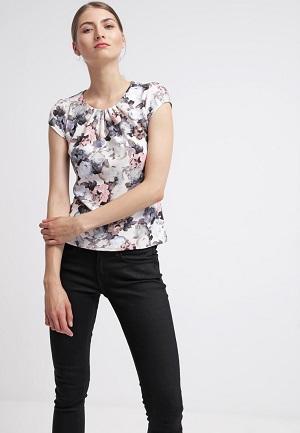 4284ae36fb9 Fed sommer T-shirt til kvinder - 2 styks