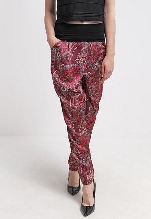 Fabriksnye Mønstrede bukser til kvinder - 10 virkelig smarte bukser OM-71