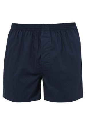 Billige boxershorts mørkeblå