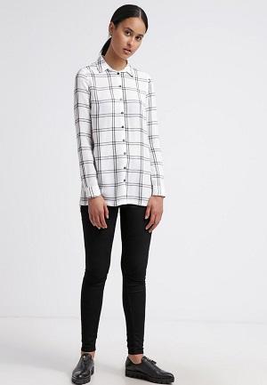 ternet skjorte til kvinder