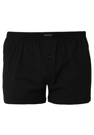 Sorte boxershorts til mænd
