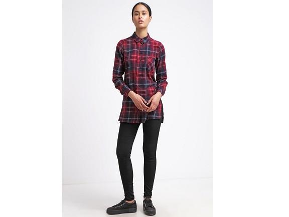 82af30e82 Smart ternet skjorte til kvinder - Dobbeltmode