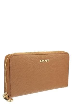 Camel farvet DKNY pung