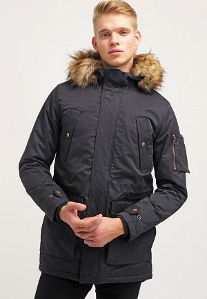 Frakke til mænd som vinterovertøj
