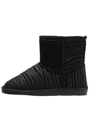 Dame vinterstøvler i grå