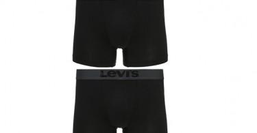 Levis boxershorts forside