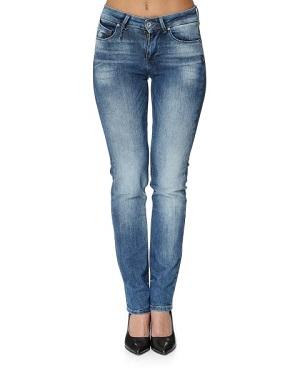 Lyse only jeans på tilbud