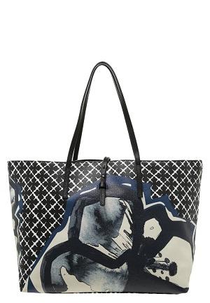 Malene Birger taske med print