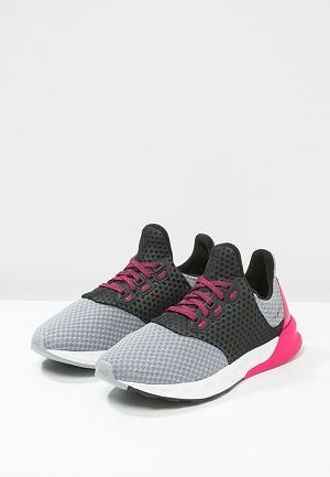 Fede sneakers til kvinder blandede farver