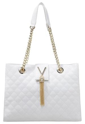 Super fed taske i hvid til kvinder