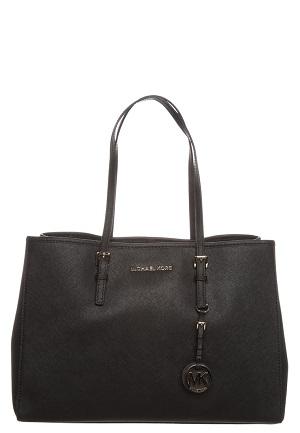 Lækker elegant sort håndtaske