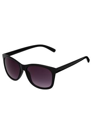Fede solbriller til kvinder i sort