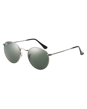 Metal solbrille fra Ray-Ban