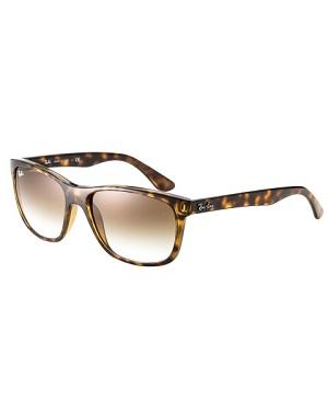 Smarte brune solbriller til kvinder Ray-Ban