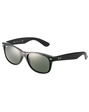 Smarte solbriller til kvinder i sort