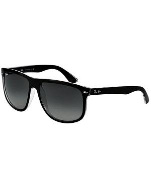 Sort Ray-Ban solbrille til kvinder