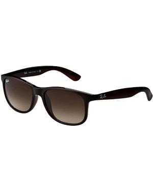 Mørke brune solbriller til kvinder