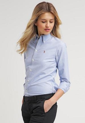 Skjortebluser til kvinder