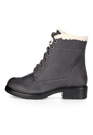 Vinterstøvler i grå