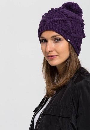 Purple hue til kvinder til vinteren