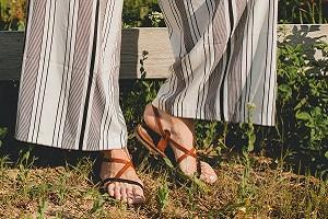 70'er sandaler